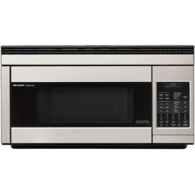 1.1 Cu. Ft. Over-the-Range Convection Microwave Oven