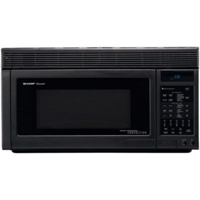 1.1 Cu. Ft. Convection Sensor Over-the-Range Microwave Oven