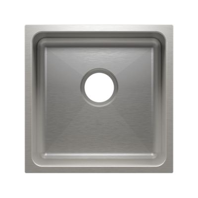 Classic Undermount Bar Sink with Single Bowl
