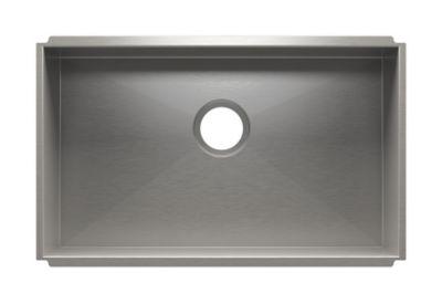 UrbanEdge Undermount Kitchen Sink with Single Bowl
