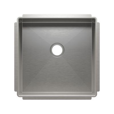 J7 Undermount Bar Sink with Single Bowl