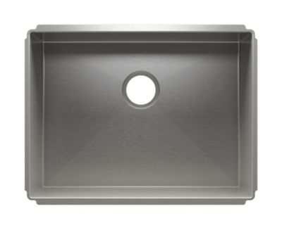 J7 Undermount Kitchen Sink with Single Bowl