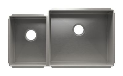 J7 Undermount Kitchen Sink with Double Bowl