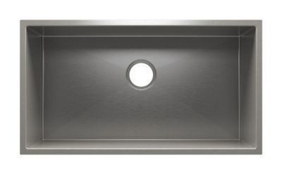 J7 Undermount Utility Sink with Single Bowl
