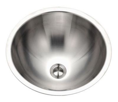 Opus Topmount Lavatory Conical Bowl