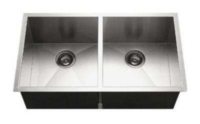 Contempo Undermount Double Bowl Kitchen Sink