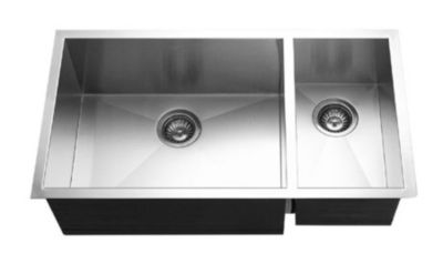 Contempo Undermount Double Bowl Kitchen Sink
