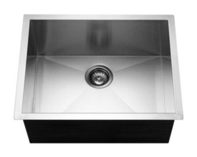 Contempo Undermount Single Bowl Kitchen Sink