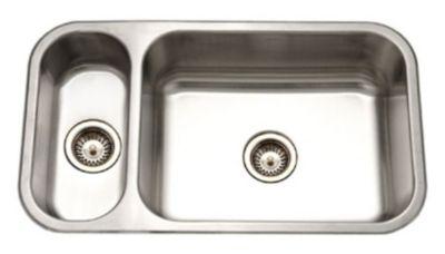 Elite Undermount Single Bowl Kitchen Sink