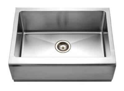 Epicure Farmhouse Undermount Single Bowl Kitchen Sink