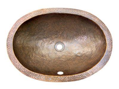 Hammerwerks Ellipse Lavatory Sink