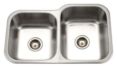 Medallion Classic Undermount Double Bowl Kitchen Sink