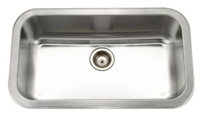 Medallion Gourmet Undermount Single Bowl Kitchen Sink