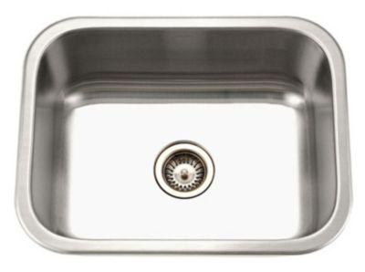 Medallion Classic Undermount Single Bowl Kitchen Sink