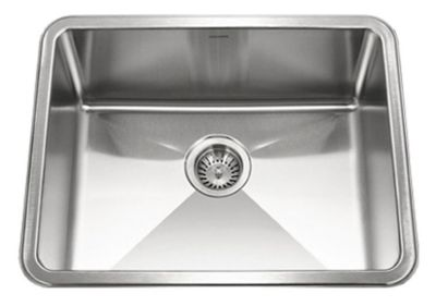 Nouvelle Undermount Single Bowl Kitchen Sink
