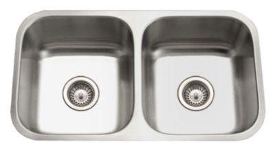 Eston Undermount Double Bowl Kitchen Sink