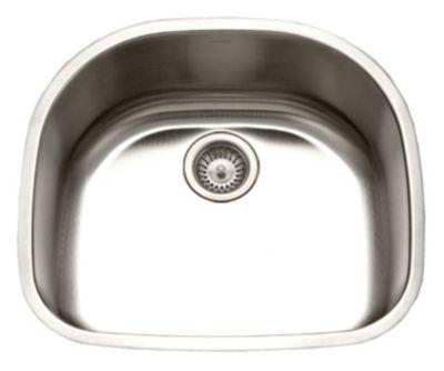 Eston Undermount Single Bowl Kitchen Sink