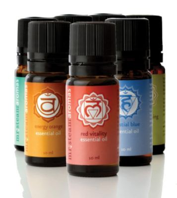 Chakra Blend Essential Oil - Invigorating Orange