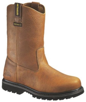 Industrial Edgework Waterproof Pull-On Men's Soft Toe Work Boot
