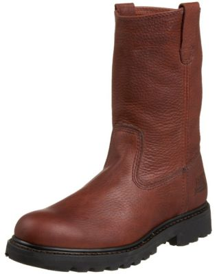 Heavy Industrial Colt Pull-On Men's Steel Toe Work Boot