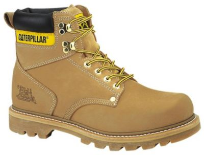 Industrial Second Shift Men's Steel Toe Work Boot