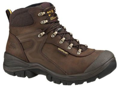 Heavy Industrial Pneumatic Waterproof Men's Steel Toe Work Boot