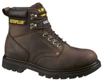 Industrial Second Shift Men's Steel Toe Work Boot
