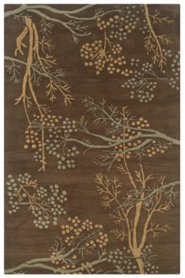 Craft Area Rug - Brown