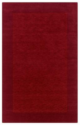Platoon Area Rug - Red
