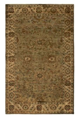 Shine Area Rug - Khaki/Bone
