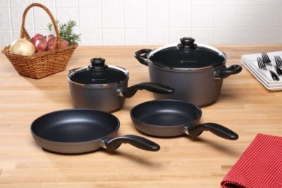 Cast Aluminum 6-Piece Cookware Set