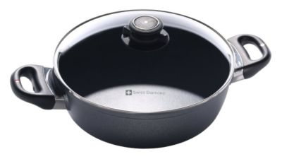 3.2 Quart Covered Casserole/Stew Pot with Lid