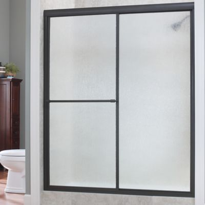 Tides Framed Sliding Shower Door
