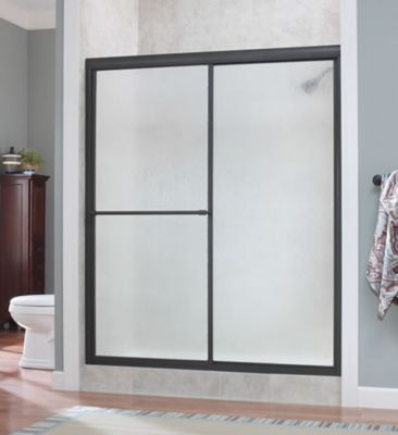 Tides Framed Sliding Shower Doors