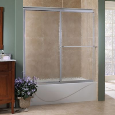 Tides Framed Sliding Tub Door