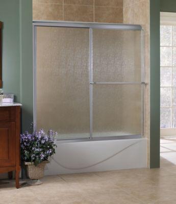 Tides Framed Sliding Tub Door