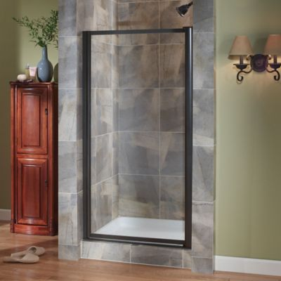 Tides Framed Pivot Shower Door