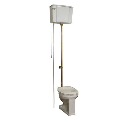 Victoria® High Tank Toilet