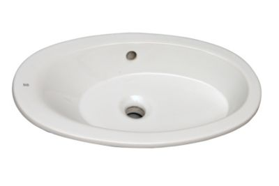 Infinity™ Drop-In Self-Rimming Wash Basin