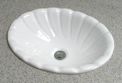 Corona™ Drop-In Self-Rimming Wash Basin