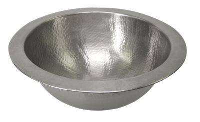 Aldwyn Round Undermount Medium Lavatory Bowl