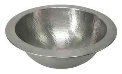 Aldo Round Self-Rimming Large Lavatory Bowl
