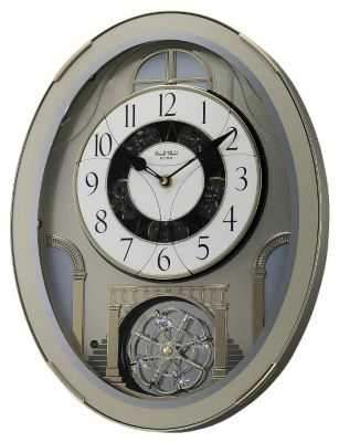Classic Brilliance Magic Motion Clock
