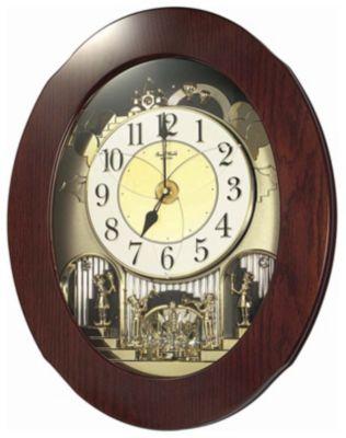 Grand Nostalgia Entertainer Magic Motion Clock