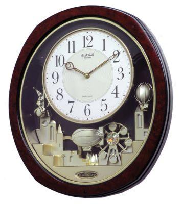 Joyful Land Musical Motion Clock