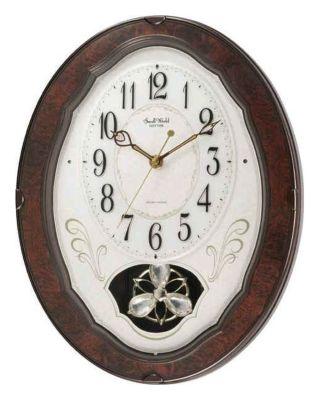 Caprice Musical Motion Clock
