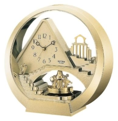 Stairway to Heaven Contemporary Motion Clock