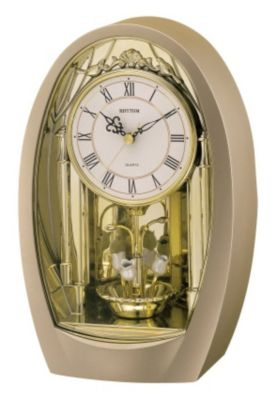 Tulip Contemporary Motion Clock