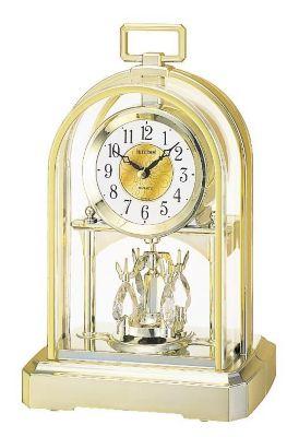 Contemporary Carriage Motion Clock