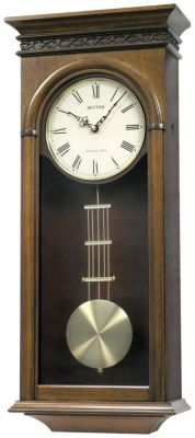WSM Carlisle Wooden Musical Clock